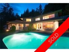 Lions Bay House for sale:  4 bedroom 3,366 sq.ft. (Listed 2011-08-17)